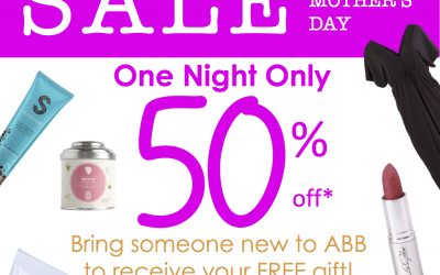 Pink Spot Beauty Sale