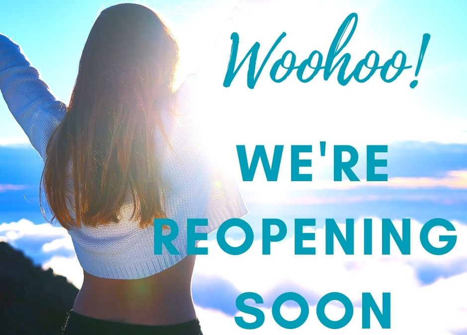 Woohoo…ABB is reopening!!