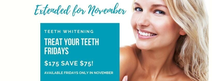 Whiten your teeth in just 40 minutes!